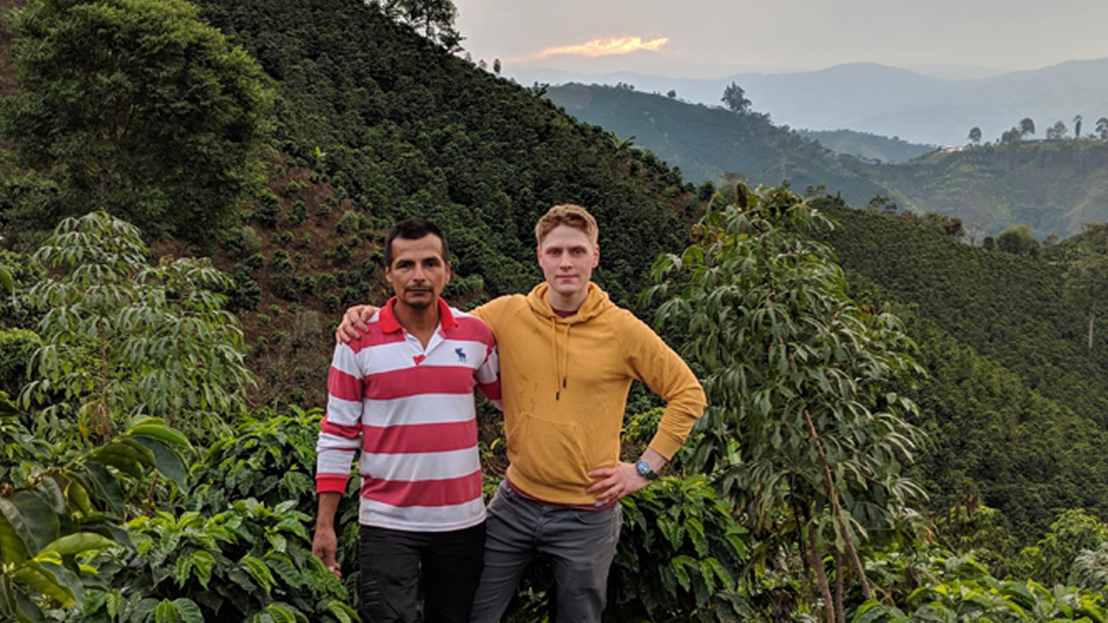 Lincoln & York Colombia origin trip 2018