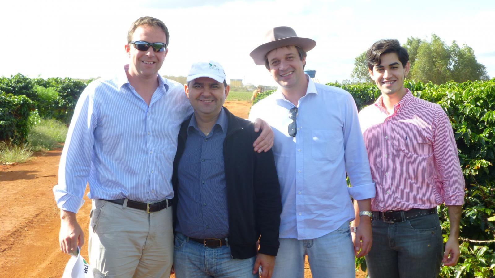 Lincoln & York Brazil origin trip 2013