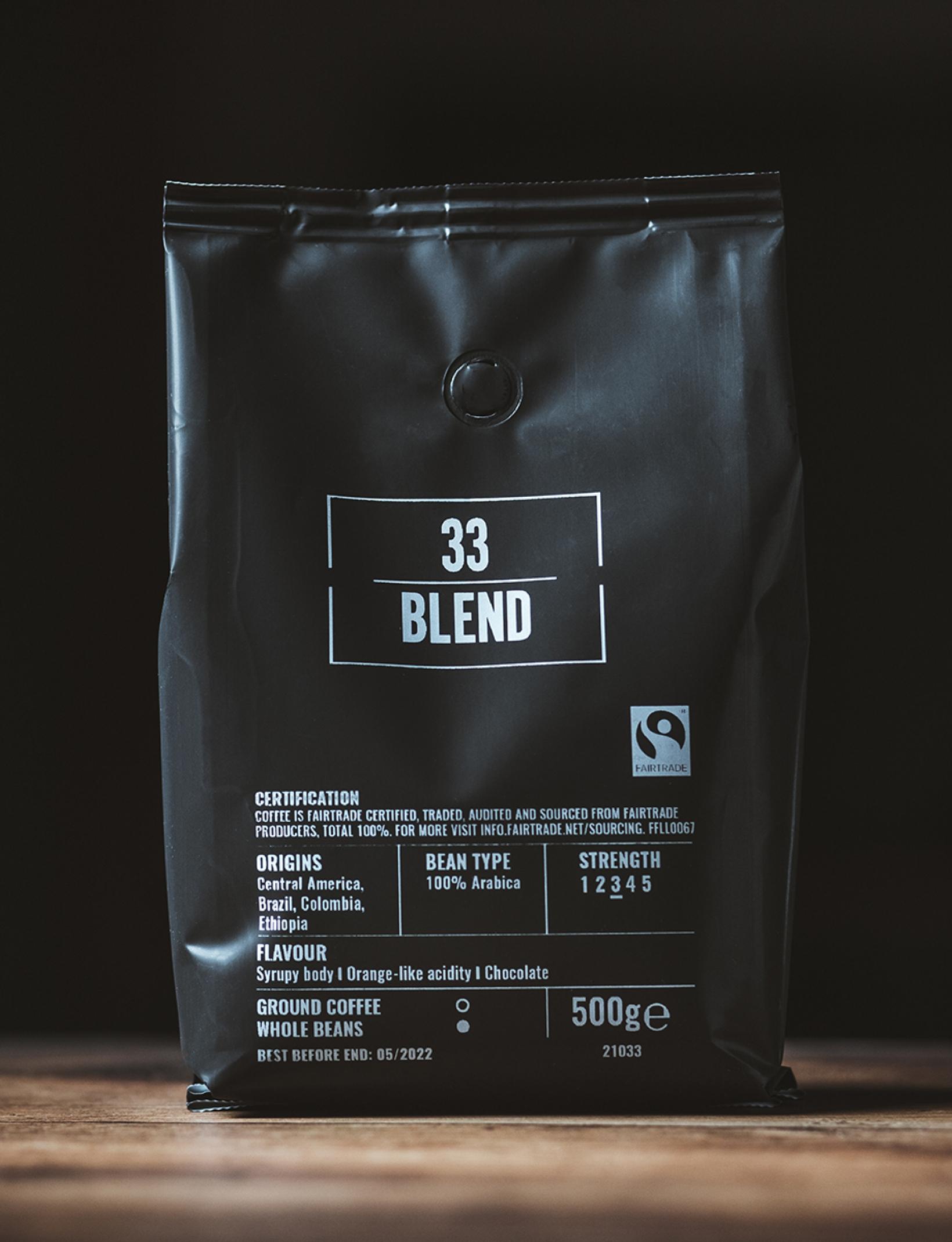 33 Blend Beans