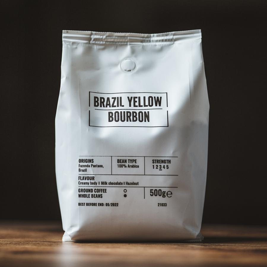 Brazil Yellow Bourbon Beans