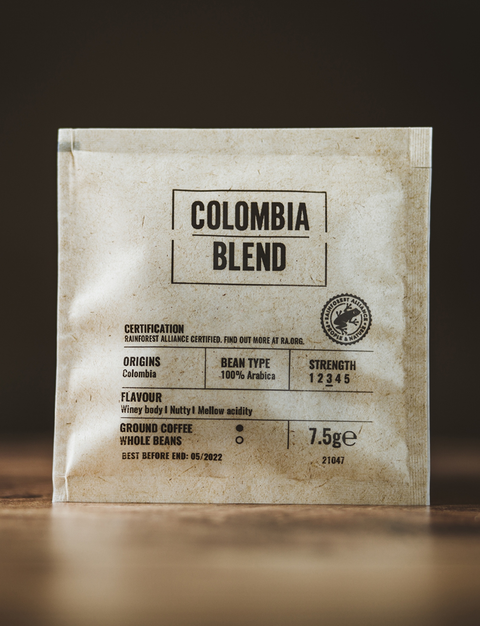 Colombia Coffee Bags