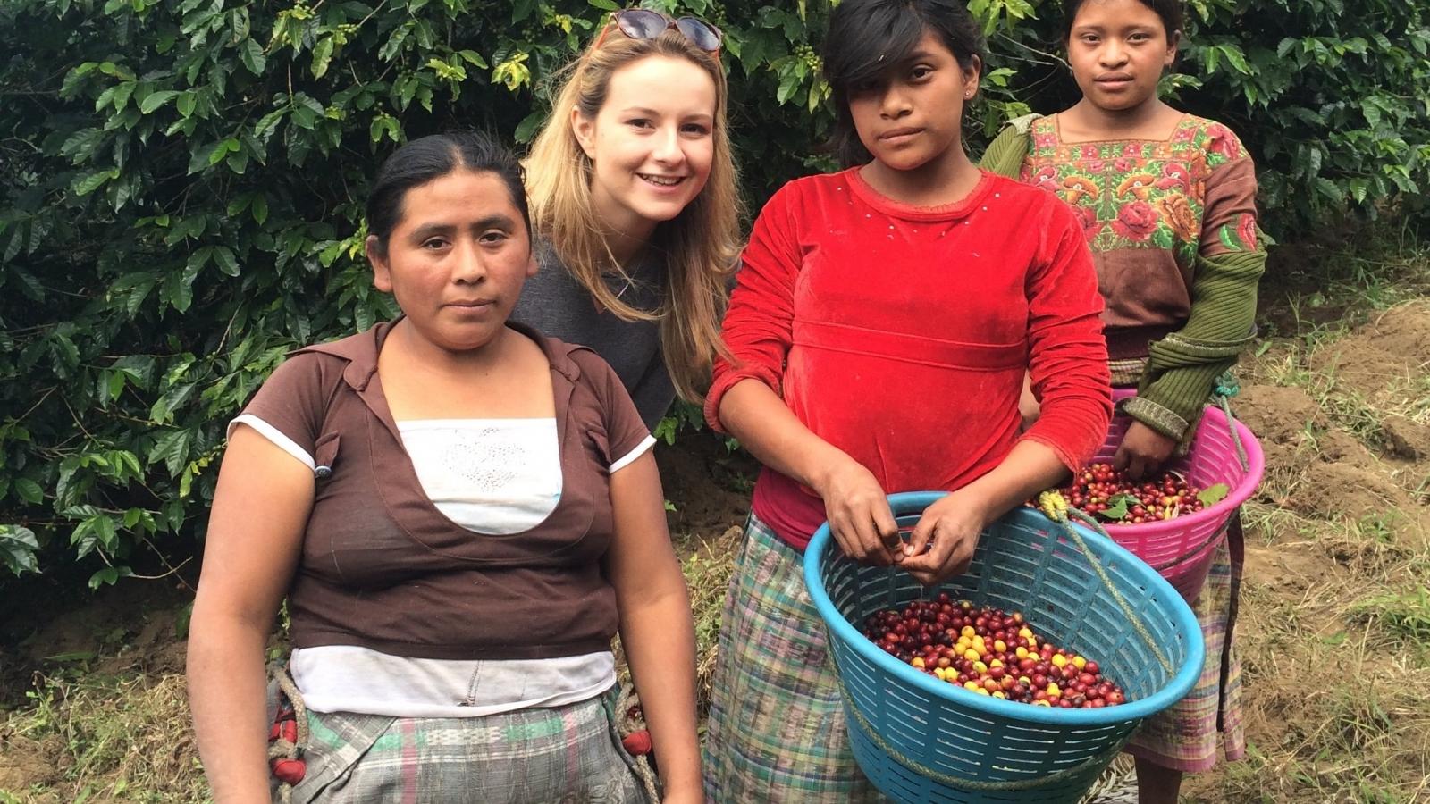 Lincoln & York Guatemala origin trip 2015
