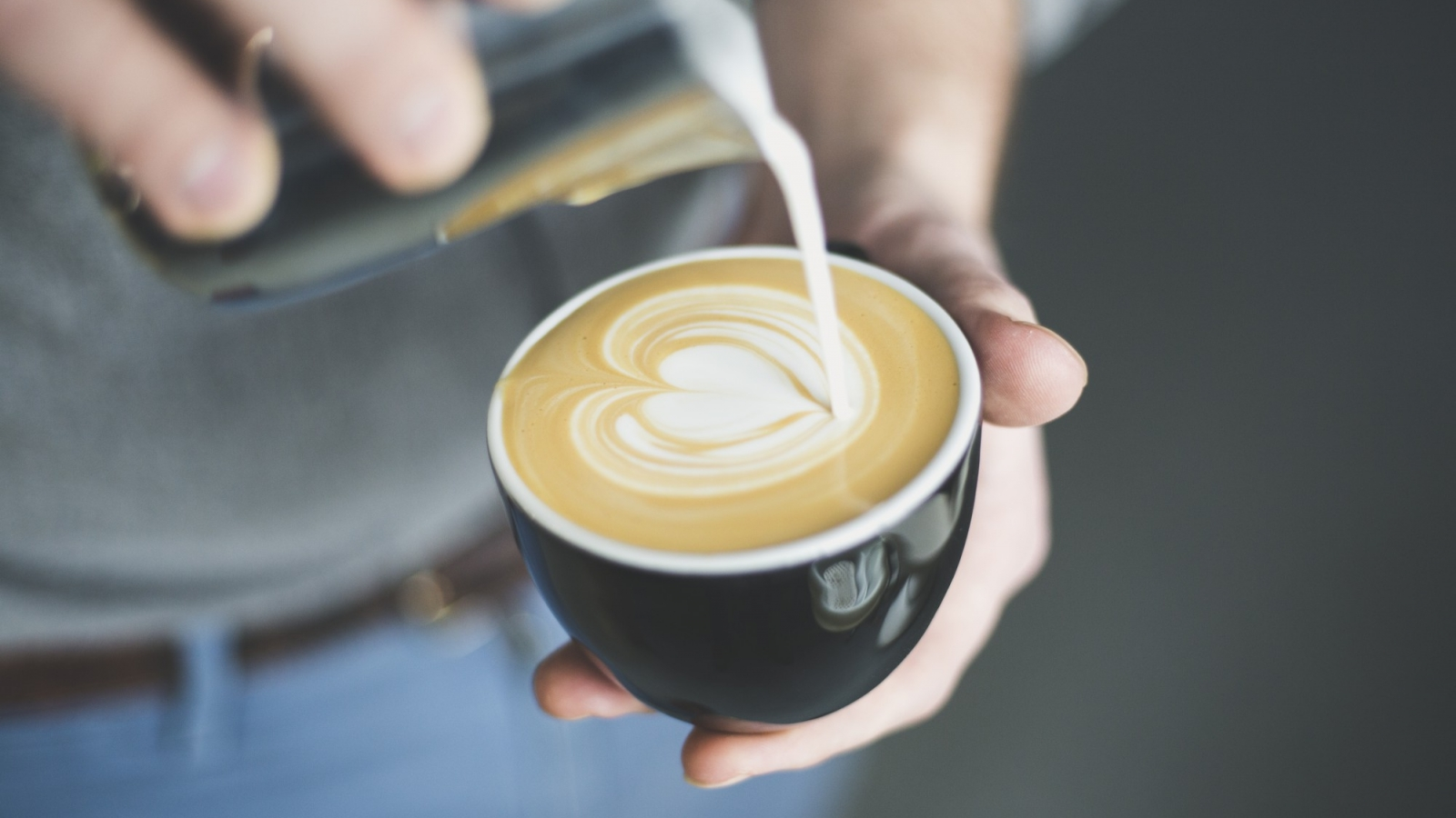 Does the milk matter in coffee