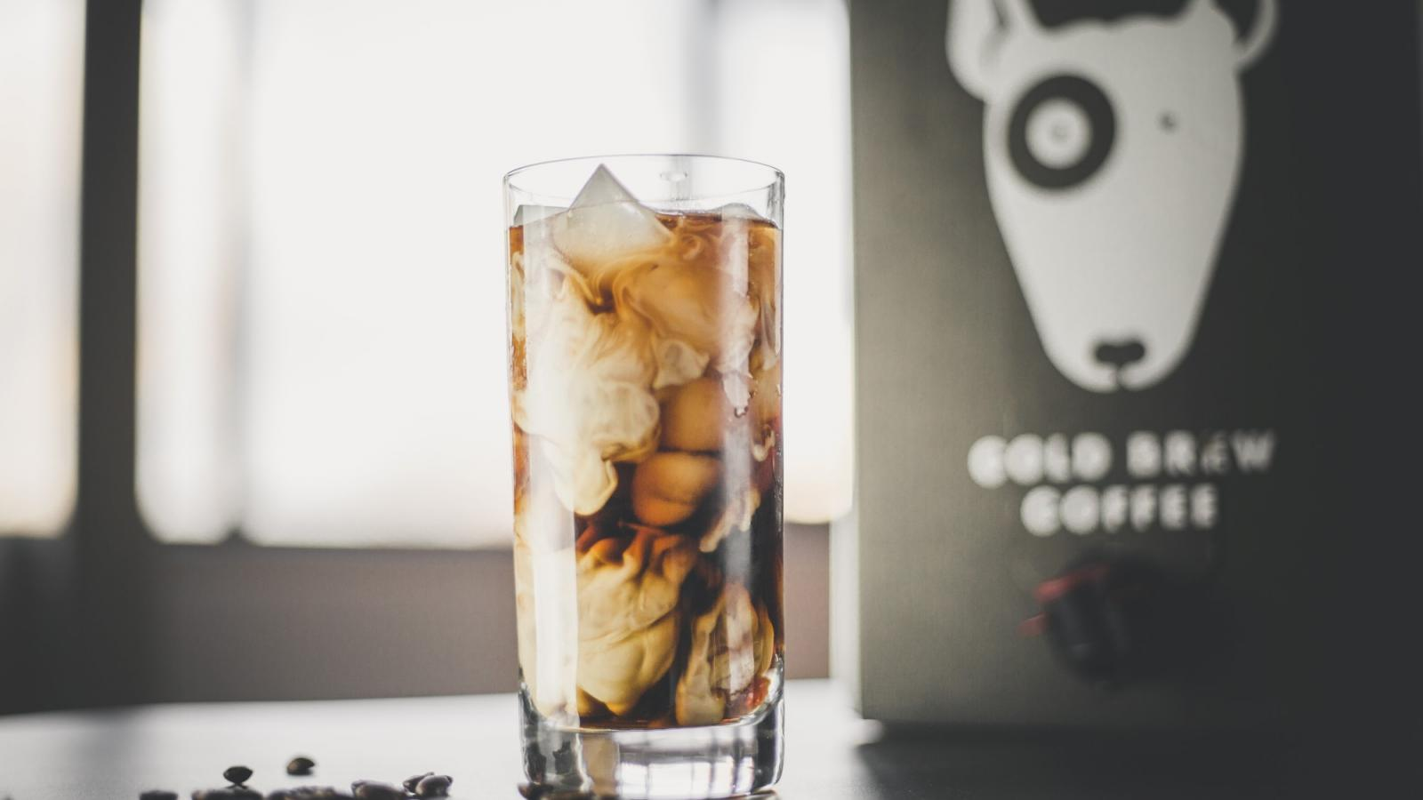 Black Eye Cold Brew Coffee