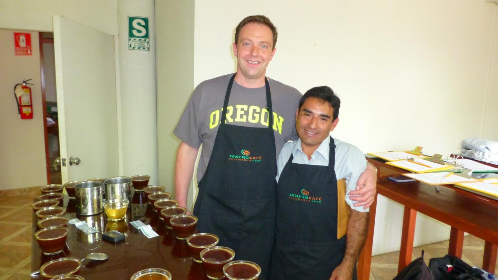 Lincoln & York Peru origin trip 2012