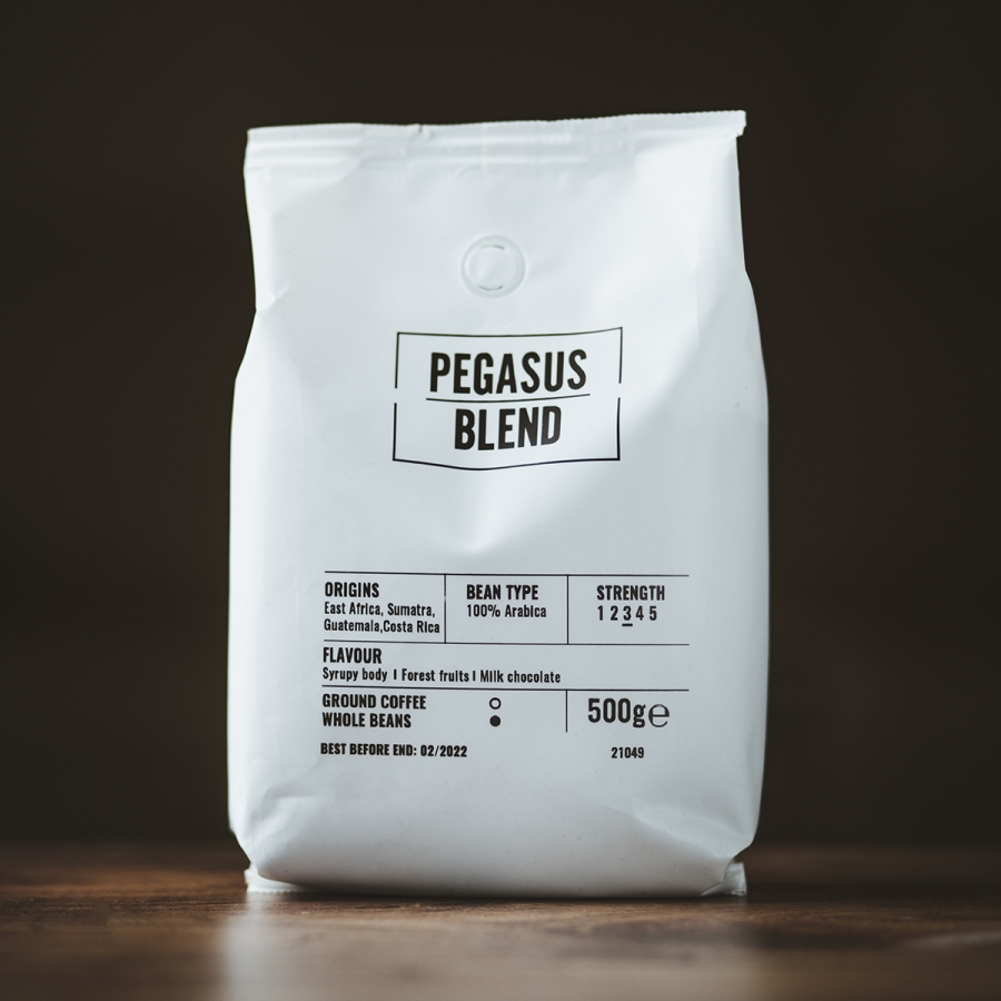 Pegasus Blend Beans