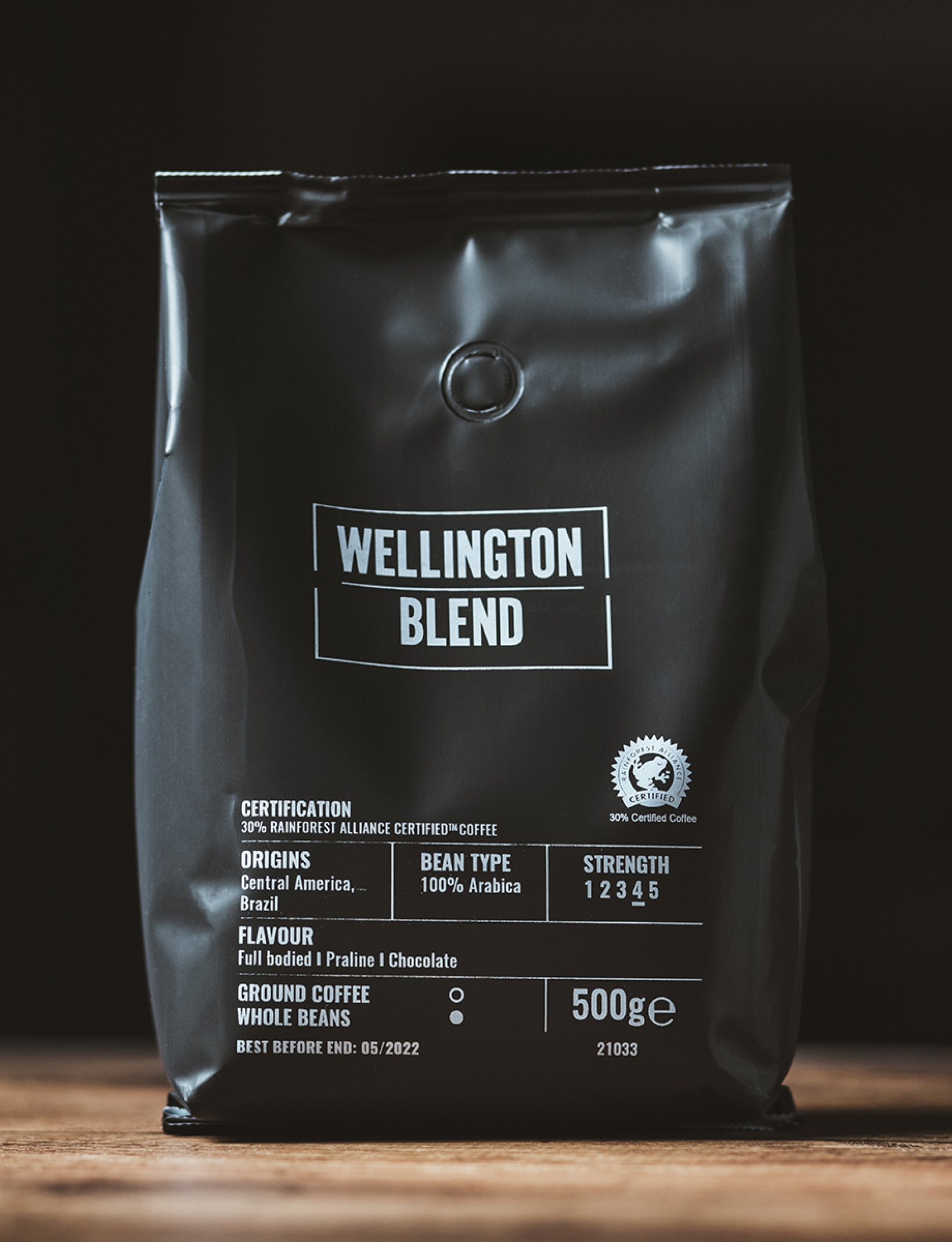 Wellington Blend Beans