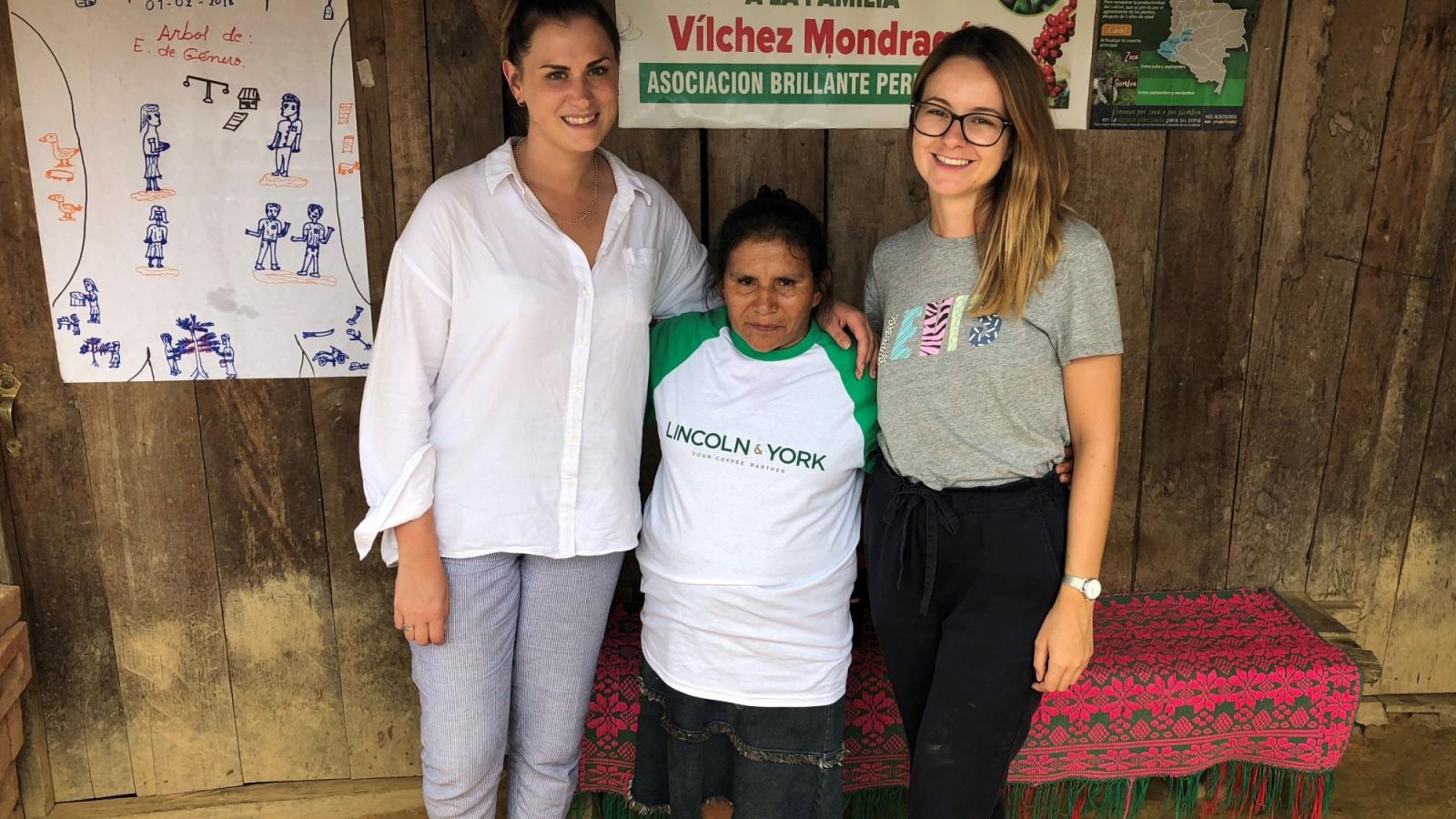 Lincoln & York Peru origin trip 2018