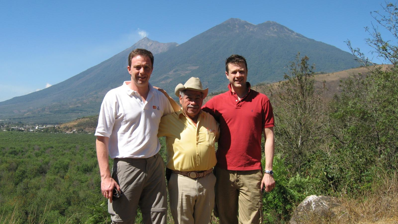 Lincoln & York Guatemala origin trip 2007